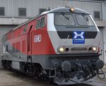 Diesel-hydraulic locomotive BR218 2060kW 235kN 140km/h from HEROS Helvetic Rolling Stock